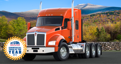 Image of Kenworth T880